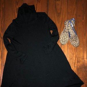 American Eagle Soft & Sexy Turtleneck Dress/Top